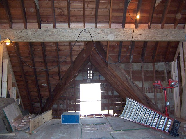 francisco st attic